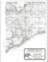 Map Image 008, Aitkin County 1979